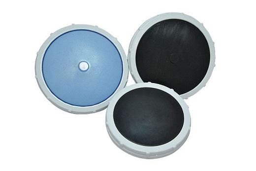 Диффузор для дискового аэратора на фотографии